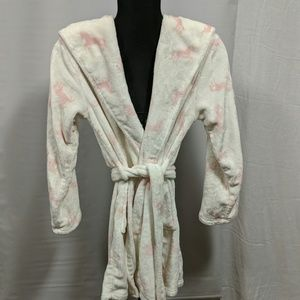 Cynthia Rowley medium hooded  horse robe